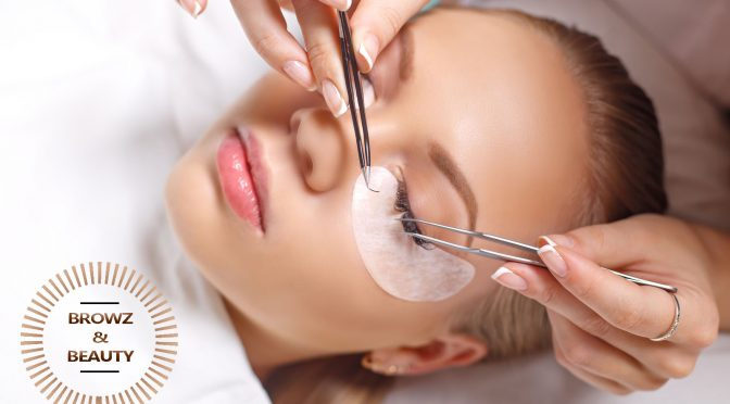 Lash Lift and Tint or Eyelash Extensions!  Get instant Glamour.