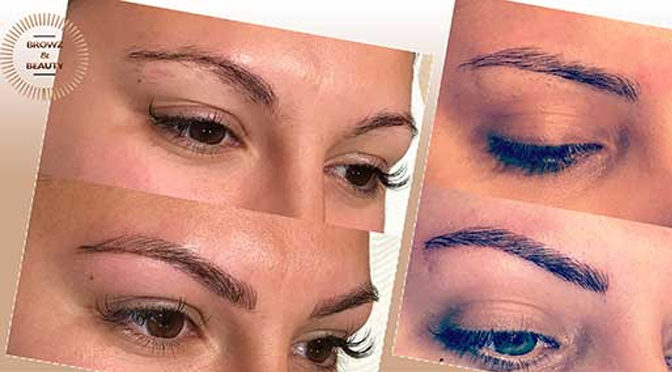 Everything you need to know if you are or have ever considered Cosmetic Eyebrow Tattooing!!